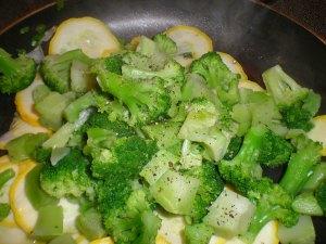 Mmmm....veggie love!