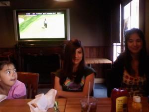 Sara(9), Stephanie(14), and Chelsea(16)