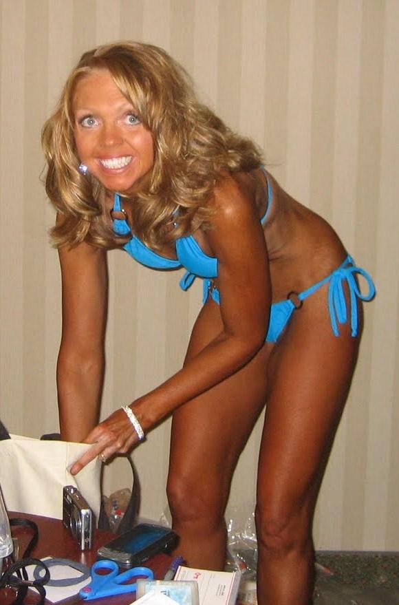 Chrissy Moran Bondage